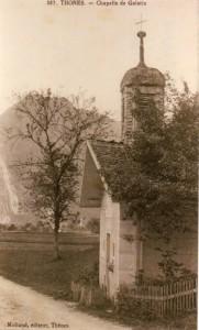 Chapelle de Galatin