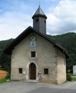 La Chapelle du Cropt aux Clefs - Michel Voisin