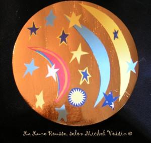 La Lune Rousse selon Michel Voisin