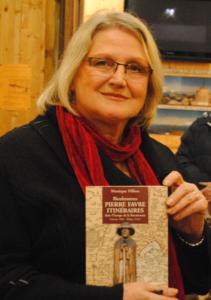 Monique Fillion, Présidente d'honneur des Amis du Val de Thônes