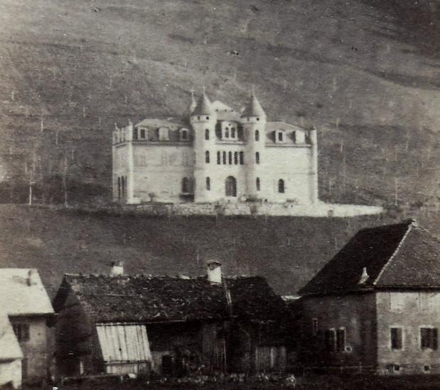 Le «Château» : Joseph Avet et le collège rénové de Thônes